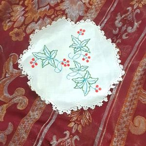 Doily Embroided